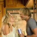 "Chelsea (WILLA FORD) tempts Nolan (RYAN HANSEN) in New Line Cinema's and Paramount Pictures' horror film ""Friday the 13th,"" a Warner Bros. Pictures release. Photo by John P. Johnson - 454 x 681"