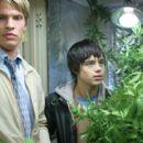 Alexander Cendese and Erik Smith in Garden Party. - 454 x 303