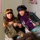 "DANIELLA MONET as Inga and KELLY VITZ as Trish in Warner Bros. Pictures' and Virtual Studios' family mystery adventure ""Nancy Drew,"" distributed by Warner Bros. Pictures. Photo by Melinda Sue Gordon - 454 x 303"