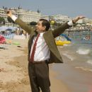 Rowan Atkinson in Universal Pictures' Mr. Bean's Holiday - 2007.