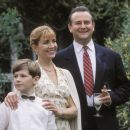 Augustus Jeremiah Lewis, Natasha Richardson, & Hugh Bonneville; Photo By: Colm Hogan
