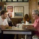 Ben (Seth Rogen) and Dad (Harold Ramis) in Judd Apatow directors' Knocked Up - 2007