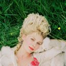 Kirsten Dunst stars in the title role of Columbia Pictures' biographical drama Marie Antoinette. Photo Credit : Sofia Coppola.