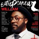 Will.i.am - Entrepreneur Magazine Cover [United States] (November 2015)