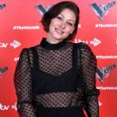 Emma Willis – Pictured at The Voice UK Photocall Series 4 in Manchester - 454 x 698