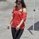 "On The Set: Kelly Clarkson's ""Dark Side"" Video Shoot"