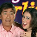 Vic Sotto and Daiana Menezes
