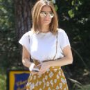 Maria Menounos – Leaving an event in Beverly Hills - 454 x 681