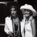 Cindy Laing and Alice Cooper - 454 x 580