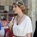 Taylor Swift - Shopping In Beverly Hills, 2010-05-19