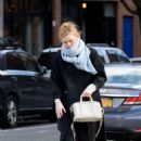 Elle Fanning – Out and about in NYC