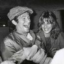 Robin Williams and Valerie Velardi - 454 x 371