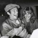 Robin Williams and Valerie Velardi