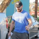 Shia LaBeouf was spotted leaving a studio in West Hollywood, California on January 8, 2016 - 454 x 570