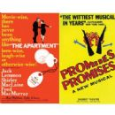 Promises, Promises (musical) Original 1968 Broadway Cast Starring Jerry Orbach - 454 x 449