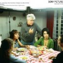Left to Right: Yohana Cobo, Lola Duenas, Pedro Almodovar, Penelope Cruz, Blanca Portillo. Photo by Emilio Pereda and Paola Ardizzoni © Emilio Pereda and Paola Ardizzoni / El Deseo, courtesy of Sony Pictures Classics, all rights reserved - 454 x 332