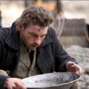 Skeet Ulrich as Jethro Wheeler in drama movie Into the West distributed by Turner Network Television.