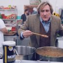 Gerard Depardieu in scene of last Holiday, directed by Wayne Wang. Distributor by Paramount Pictures.