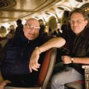 Composer Henry Krieger and director Bill Condon on the set of DreamWorks Pictures' and Paramount Pictures' Dreamgirls - 2006