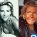 Patricia Krentcil, 15 years ago (left), and today - 440 x 330