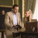 NICOLAS CAGE (left), DIANE KRUGER (right) in National Treasure: Book of Secrets' © Disney Enterprises, Inc. and Jerry Bruckheimer, Inc. All rights reserved. Photo credit: Robert Zuckerman