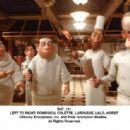 Left to right: Pompidou, Colette, Larousse, Lalo, Horst. ©Disney Enterprises, Inc. and Pixar Animation Studios. All Rights Reserved.