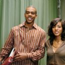 Mario (left), Drew Sidora (right) ©Buena Vista Pictures Distribution. All Rights Reserved. Photo Credit: PHILLIP CARUSO