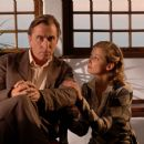 Left: Tim Roth as Dominic Matei; Right: Alexandra Maria Lara as Laura/Veronica. Photo by Cos Aelenei. © 2006 American Zoetrope INC, courtesy Sony Pictures Classics. All Rights Reserved.