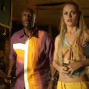 Isaac Hayes, Taryn Manning; Photo By: Alan Spearman. - 454 x 298