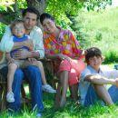 The Plumm Family. - 454 x 304