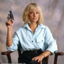 Glynis Barber as Det. Sgt. Harry Makepeace in Dempsey and Makepeace - 454 x 454