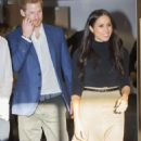 Meghan Markle and Prince Harry – Visiting Nottingham Academy in Nottingham - 454 x 857