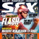 The Flash - SFX Magazine Cover [United Kingdom] (October 2014)