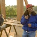 Director Tom Shadyac behind the scene of Universal Pictures' Evan Almighty - 2007