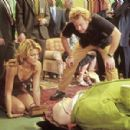 Dana Carvey and Jennifer Esposito in Columbia's The Master of Disguise - 2002