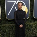 Alicia Vikander – 2018 Golden Globe Awards in Beverly Hills