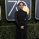 Alicia Vikander – 2018 Golden Globe Awards in Beverly Hills