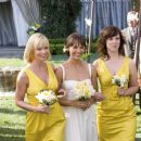 "(Left to right) Denise (Jaime Pressly), Zooey Rice (Rashida Jones) and Hailey (Sarah Burns) are three close friends celebrating Zooey's wedding day in the comedy ""I Love You, Man."" Photo Credit: Scott Garfield. Copyright © 2009 DW Studio"
