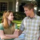"""EMMA ROBERTS as Nancy Drew and MAX THIERIOT as Ned Nickerson in Warner Bros. Pictures' and Virtual Studios' family mystery adventure """"Nancy Drew,"""" distributed by Warner Bros. Pictures. Photo by Melinda Sue Gordon"""
