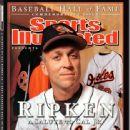 Cal Ripken - Sports Illustrated Magazine Cover [United States] (15 June 2007)