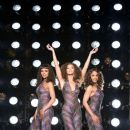 Sharon Leal as Michelle Morris, Beyoncé Knowles as Deena Jones and Anika Noni Rose as Lorrell Robinson in DreamWorks Pictures' Dreamgirls - 2006