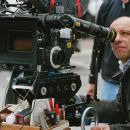 Director of photography, Bruno Delbonnel.  Photo credit: Van Redin © 2005 Warner Bros. Entertainment Inc.
