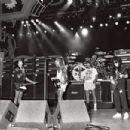 Motley Crue at the 1990 MTV Awards