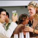 Jason Schwartzman (Jeremy Kraft) and Bridgette Wilson in Buena Vista Pictures' comedy, Shopgirl - 2005 - 400 x 300