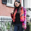 Victoria Justice– Out in New York City 12/04/ 2016 - 454 x 660