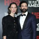 Rebecca Hall – 'The Plot Against America' Premiere in New York - 454 x 645