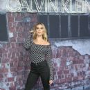 Hailey Bieber – Calvin Klein 'A Night of Music, Discovery and Celebration' Event in Berlin