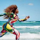 Serena Williams – Harper's Bazaar UK Magazine (July 2018)