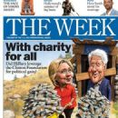 Hillary Rodham Clinton and Bill Clinton For The Week September 02, 2016