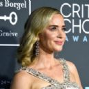 Emily Blunt : The 24th Annual Critics' Choice Awards